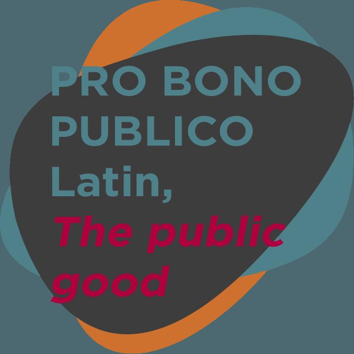 Pro Bono Latin Definition Pro Bono Publico